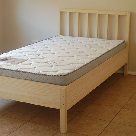 pine bed for under R2000