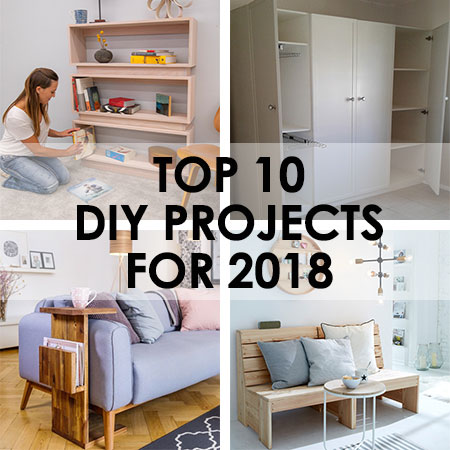 home-dzine top 10 diy projects for 2018