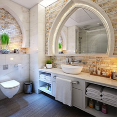 2019 trends for bathrooms