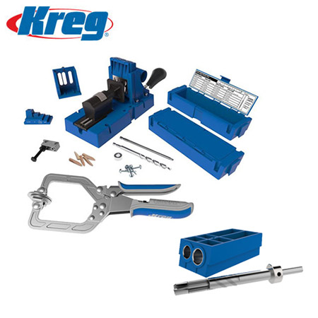 Buy the Kreg Jig K5 Master System bundle at R3,339 today only at Tools4Wood.