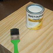 rustoleum matt finish