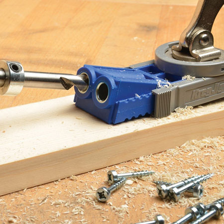 Kreg Jig R3 woodworking solution