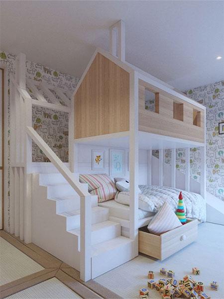 HOME DZINE Bedrooms | Modern bedrooms for kids