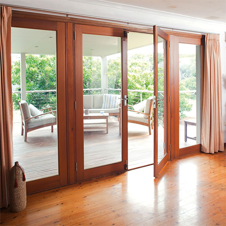 Make And Install French Doors