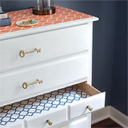 makeover chest of drawers