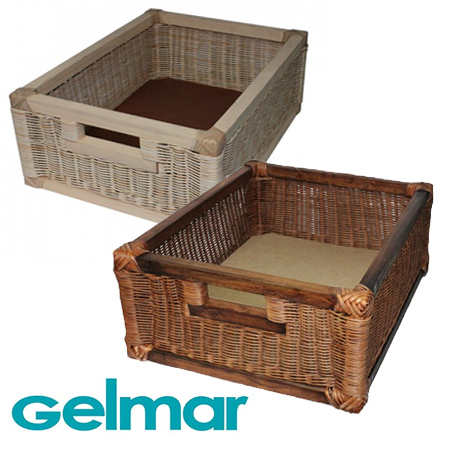 baskets for your kitchen island