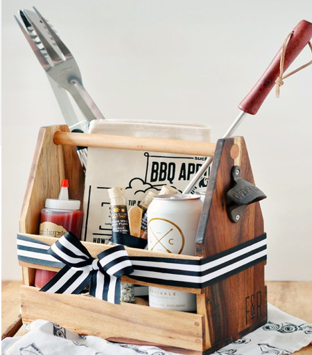 braai hamper fathers day