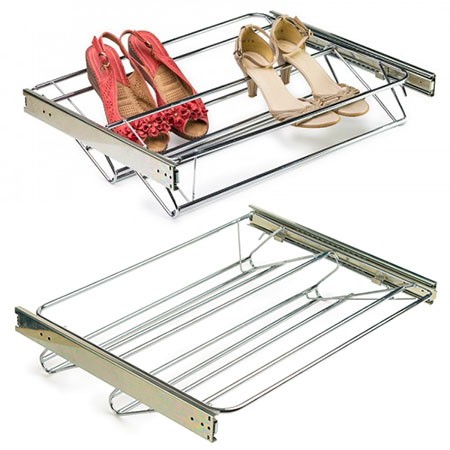pull out shoe rack from gelmar