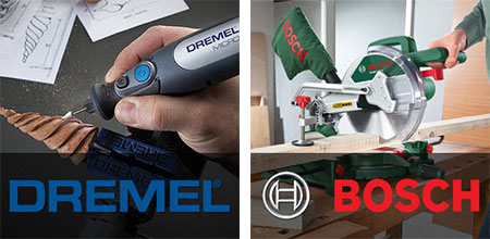 dremel and bosch on special