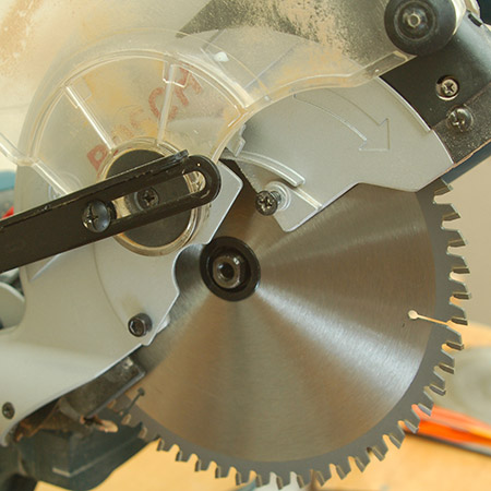 If you are still unsure about the proper procedure for changing the blade on your mitre saw, you may find this video helpful.