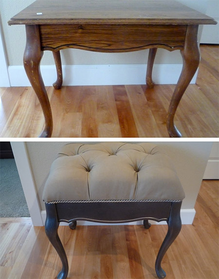 Home Dzine Home Diy Repurposed Furniture