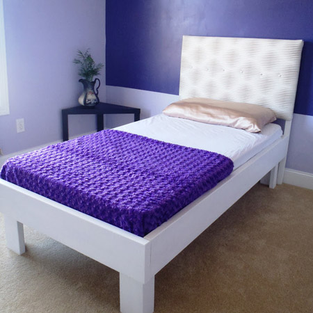 Build a basic childrens bed