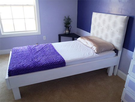 Build a basic childs bed