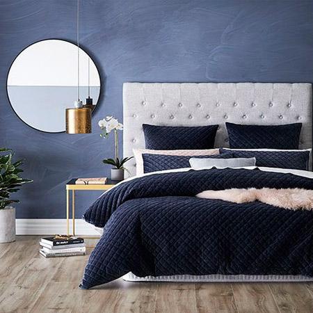 home dzine bedrooms beautiful beds. Black Bedroom Furniture Sets. Home Design Ideas