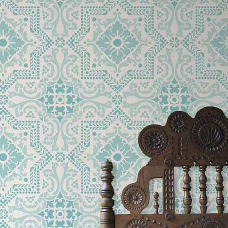 Royal Design Studio Lisboa tile design