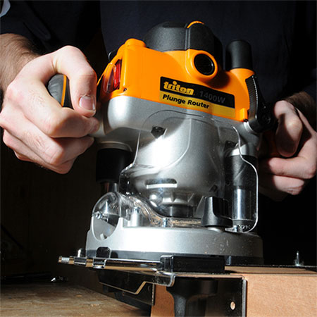Triton Plunge Router on Special
