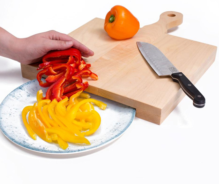 easy diy chopping board