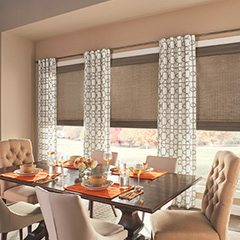 window treatments add style