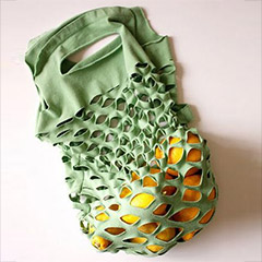 reuse old t-shirts