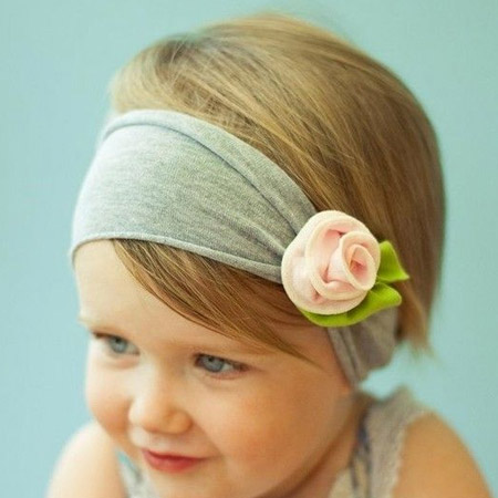Headbands and scrunchies are another fun way to reuse old t-shirts