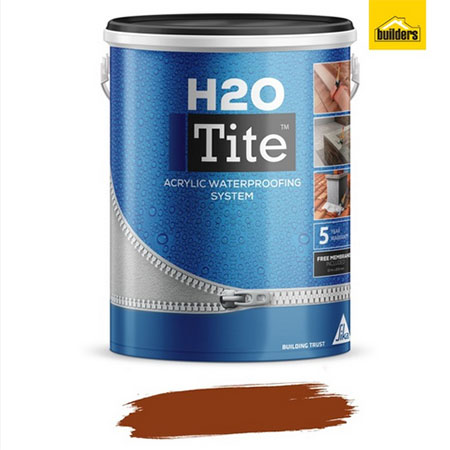 builders h20 tite from sika south africa