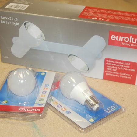eurolux spotlights