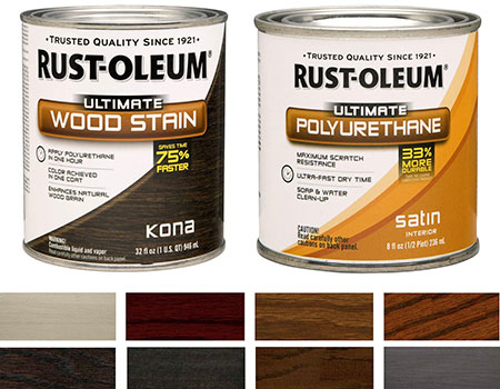 rust-oleum ultimate wood stain colours