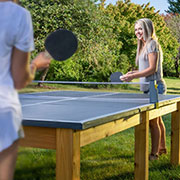 make ping-pong table
