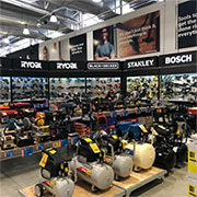 builders opens new stores