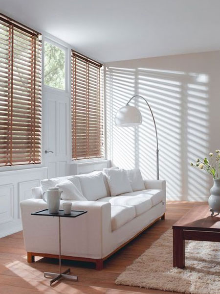 protect your furniture from sunlight with blinds