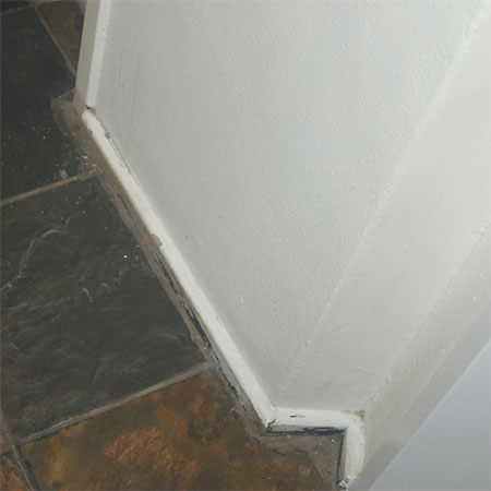 Finish off any room with Over Skirting - before