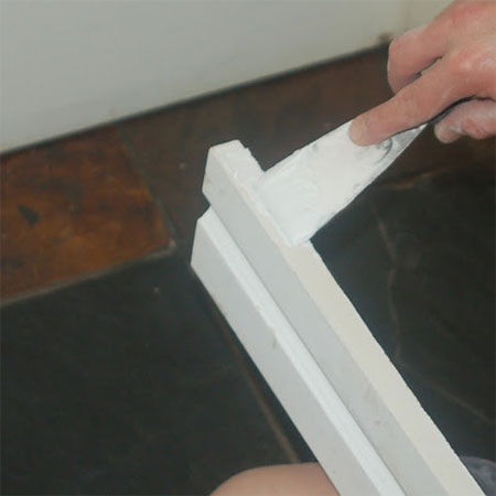 adhesive for over skirting