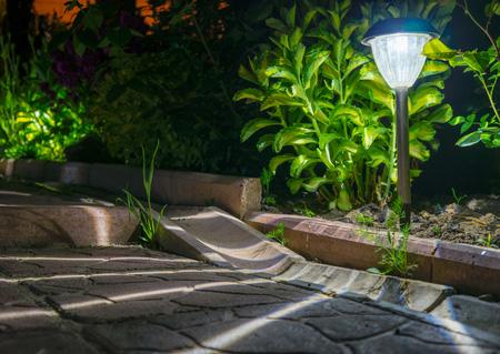 HOME DZINE Garden Ideas | The Power Of Solar Lighting