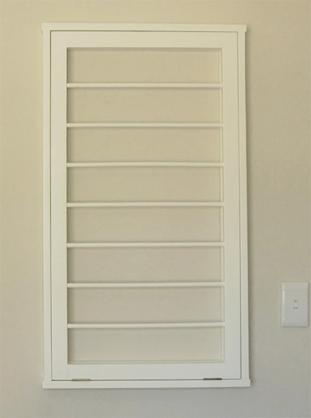 diy wall mounted drying rack