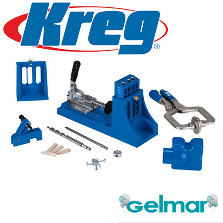 kreg pocket hole jig at Gelmar