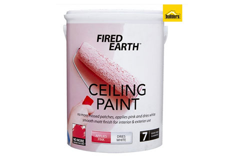 fired earth ceiling paint