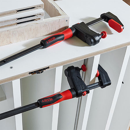 bessey gk gear clamp on special