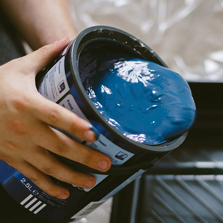 why you should use a paint tray