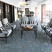 pave a patio