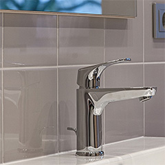 lusso modern taps