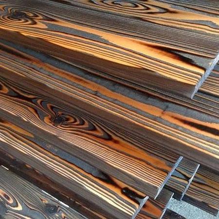 Home Dzine Craft Ideas Shou Sugi Ban Woodburning Technique