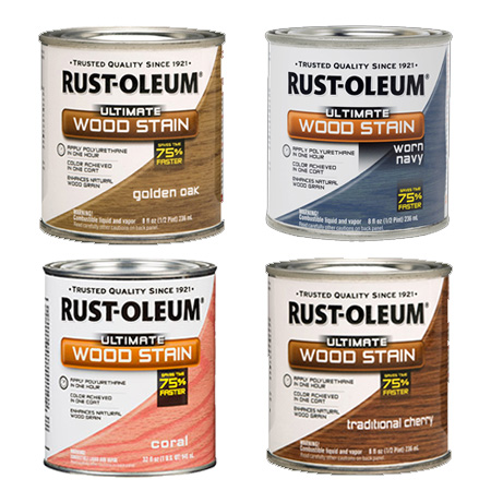 rust-oleum ultimate wood stain