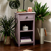 repurpose furniture with rust-oleum