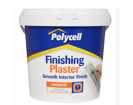 polycell finishing plaster