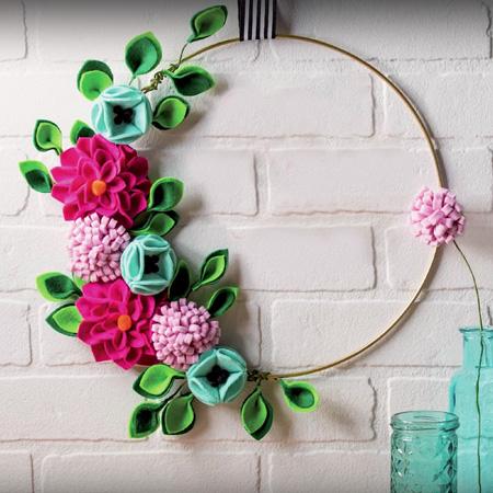 Home Dzine Craft Ideas Spring Craft Ideas