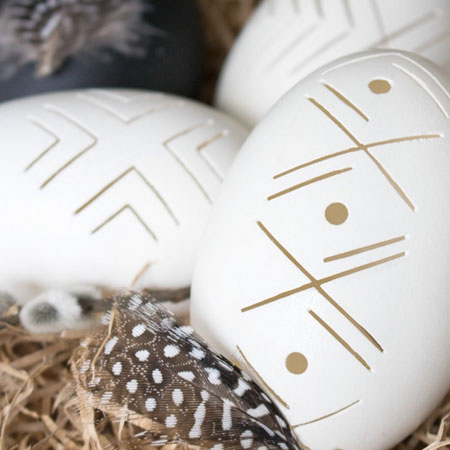 dremel easter lace eggs
