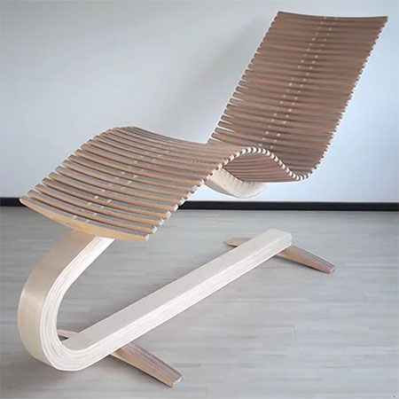 Contemporary Chair Design - from idea to product