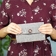 make clutch bag