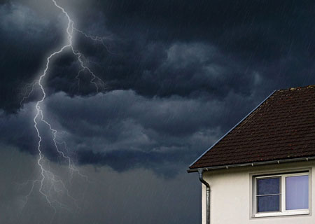Protect your home from severe storms
