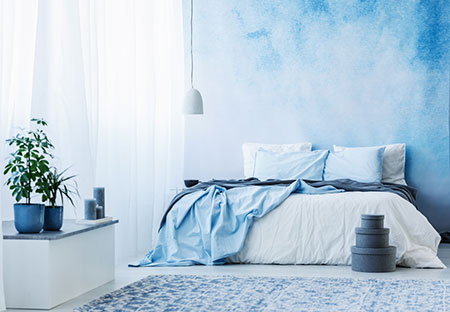 Great Ways To Decorate Your Bedroom To Make It A Calming Space